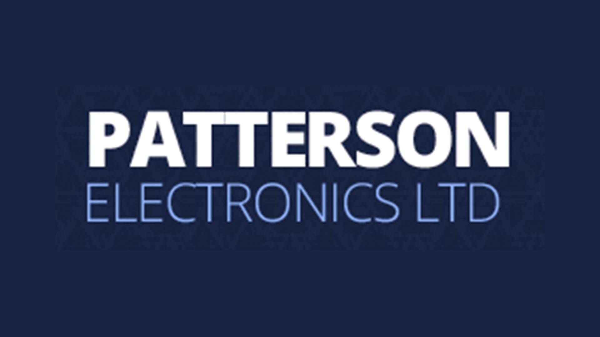 Patterson Electronics