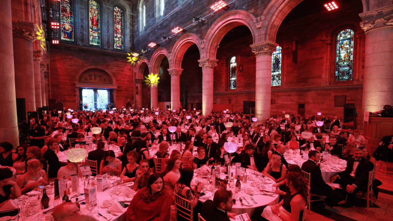 Belfast Business Awards - Recognising Excellence