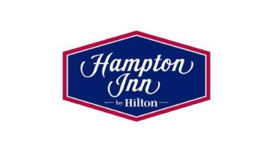 logo hampton inn by hilton