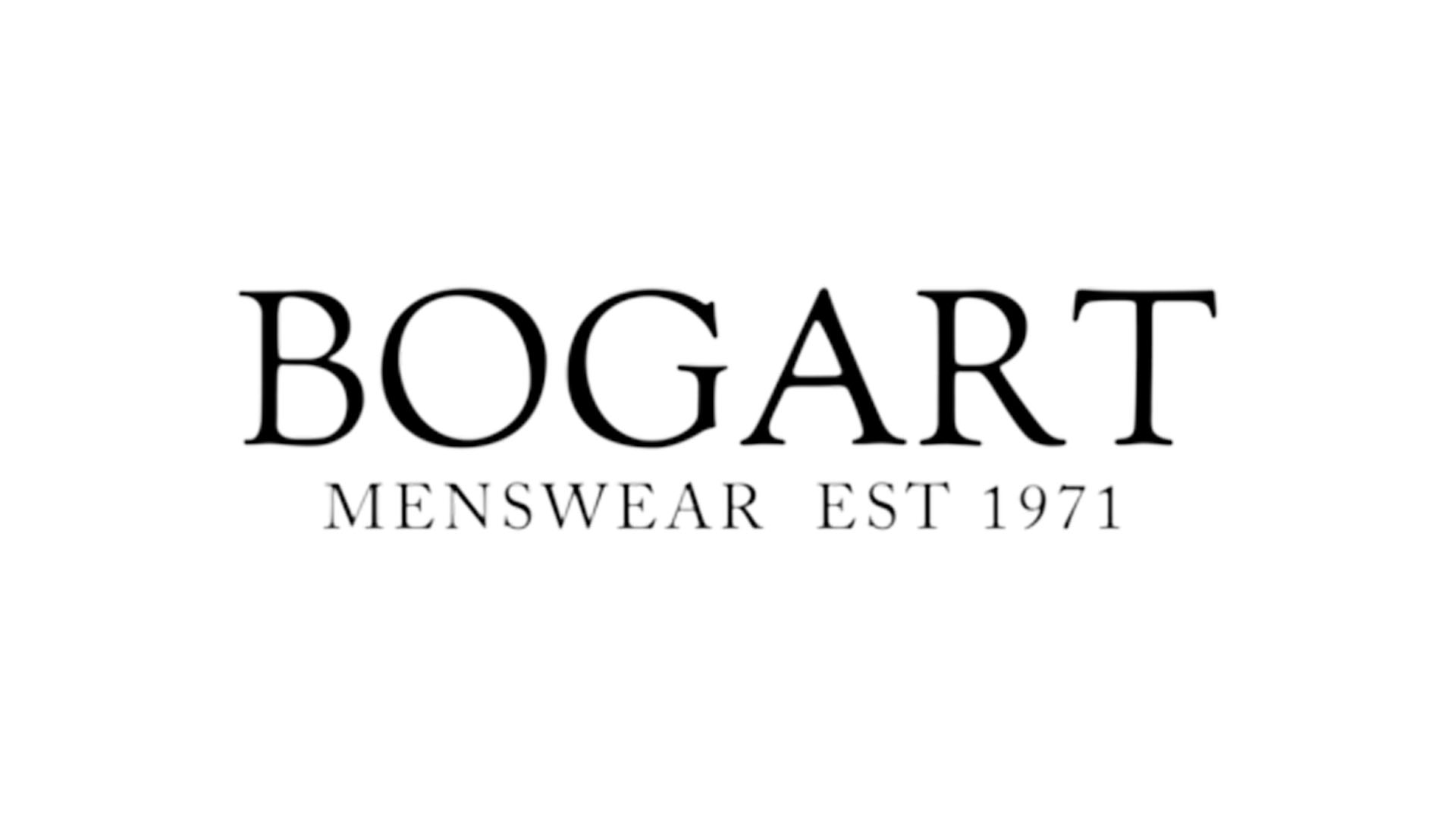 Established over 40 years, Bogart Menswear based in Belfast & Newry, is one of Ireland's leading fashion stores. Synonymous with high quality menswear, we pride ourselves on delivering an unrivalled customer service, stocking a wide range of leading designer brands including Barbour, RM Williams, Eterna, Loake, Strellson, and Lyle & Scott.