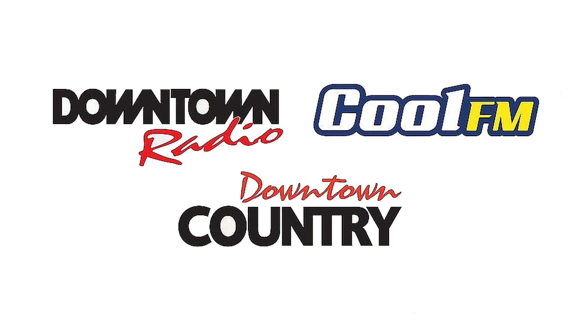 Downtown Radio, Cool FM, Downtown Country