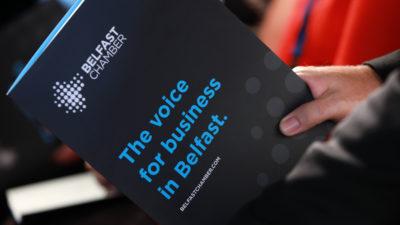 Belfast Chamber brochure