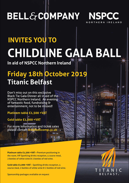 Childline Gala Ball