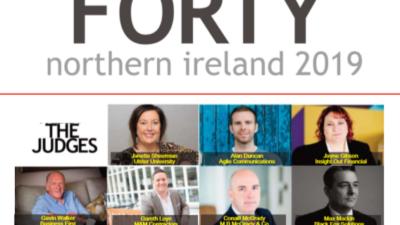 Northern Ireland 40under4o List Page 1