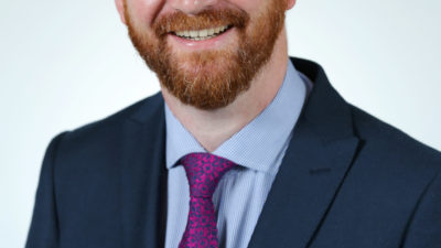 Simon Hamilton Belfast Chamber CEO