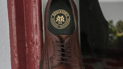Robinson Brogue