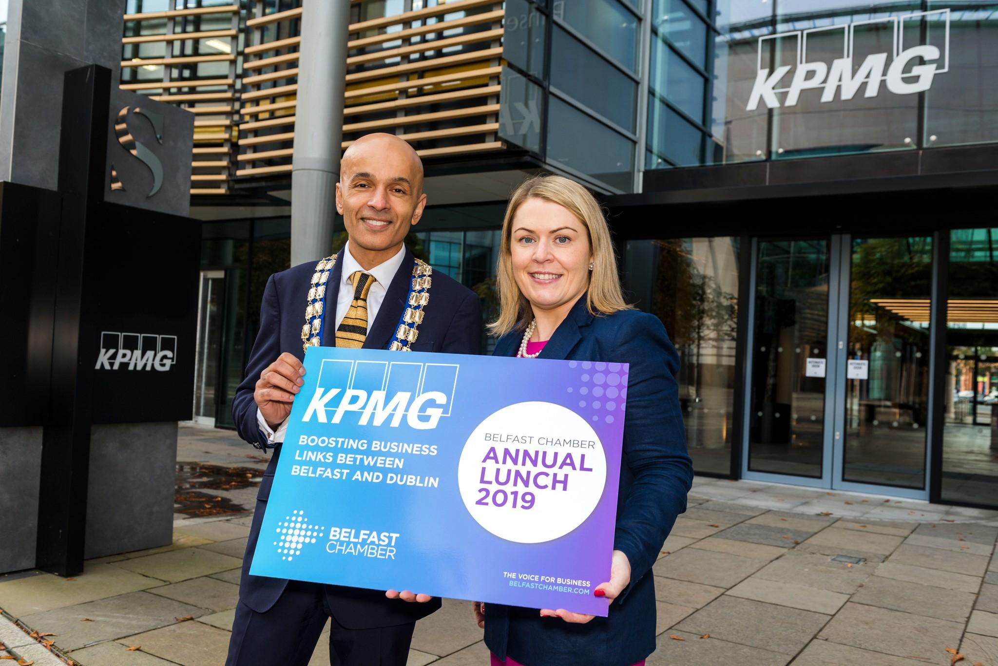 KPMG press release