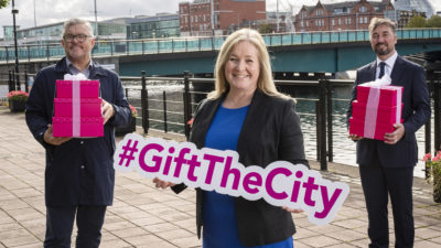 #GiftTheCity Pic 1