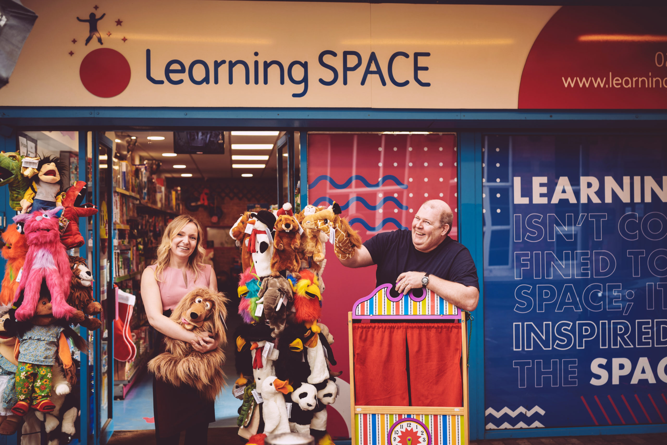 Learning SPACE is an award winning, educational toy and resource company, providing a wide range of inspiring products to meet the needs and interests of children of all abilities.