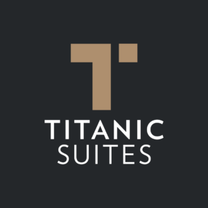 Welcome to Titanic Suites. We're nestled in the beating heart of Belfast's business district, located in the centre of the city. Our beautiful, historic building, previously a linen warehouse dating back to 1903, is now the proud home to many Belfast businesses.
