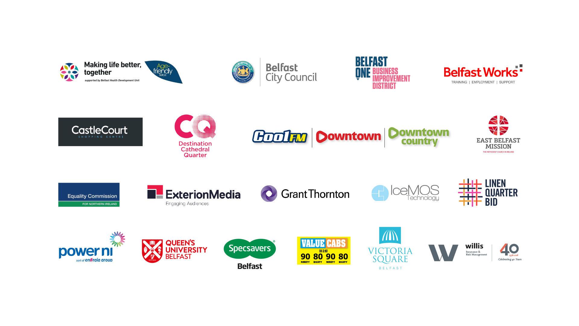 BBA 2021 Sponsor logos