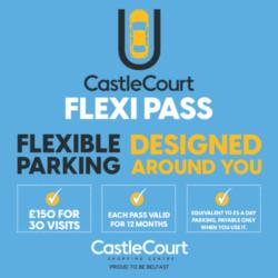 CastleCourt Flexi Pass