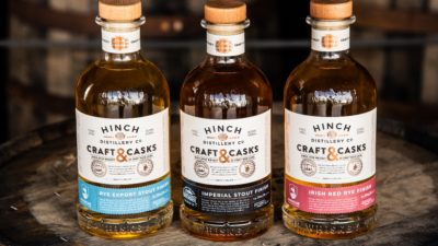 Hinch Craft & Casks Range (1)