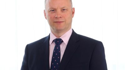 Photo Caption: Richard Ramsey, Ulster Bank's Chief Economist