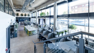 Hublow offices #1