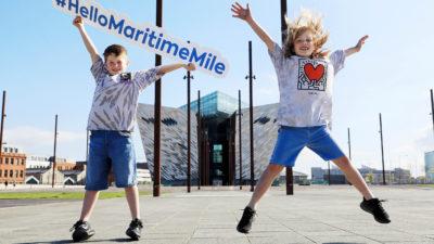 Hello Maritime Mile launch Pic 3