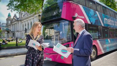 Translink Belfast Lord Mayor 4